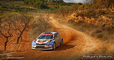 Imagegallery Wrc Spanje