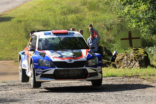 Sterk Resultaat Bernhard Ten Brinke In Loodzware WK-rally 2